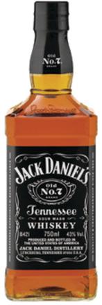 Jack Daniels Original Old No.7