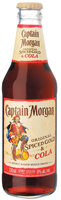 Captain Morgan Captain Morgan and Cola