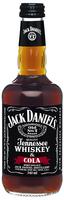 Jack Daniels Jack Daniels and Cola