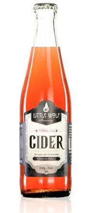 Little Wolf Brewery Hibiscus cider