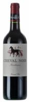 Cheval Noir Rouge