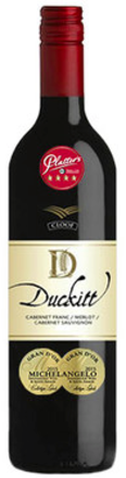 Cloof Wines Duckitt Red