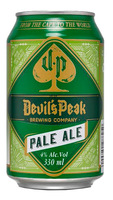 Devils Peak Brewing Co Pale Ale Can