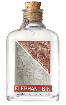 Elephant Gin Hand Crafted London Dry