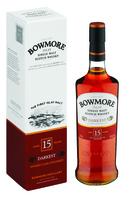 Bowmore  Darkest 15 Year Old Scotch Whisky