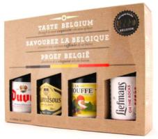 Taste of Belgium A Taste of Belgium Gift Pack (Four Beers)