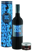 Marvelous wines Marvelous Blue & NOMU Beef Rub in Gift Tube