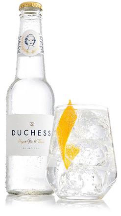 The Duchess Virgin Gin and Tonic