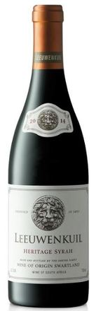 Leeuwenkuil Wines Heritage Syrah