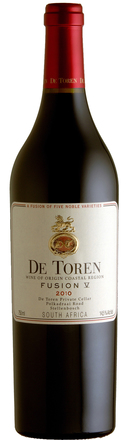 De  Toren Private Cellar Fusion V