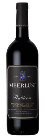 Meerlust Wine Estate Rubicon