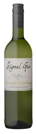 Signal Gun Wines Unwooded Chardonnay