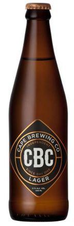 Cape Brewing Company CBC CBC Lager